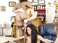 Vintage Orgy With A Creamy Ending