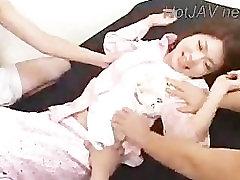Asian girl gang bang