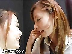 Japanese innocent lesbians 01