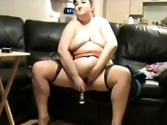 Dee having sex at home