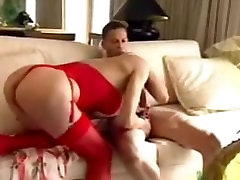 Mature Babe Fucks Hung Stud