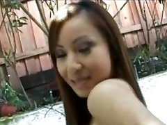 Sexy Asian Slut in Stockings Fucked Hard by Black Stud