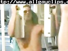 Sexy Guy Working Out gay porn gays gay cumshots swallow stud hunk