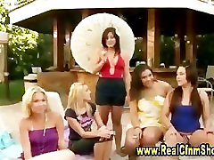 Cfnm real amateur femdom blowjob girls