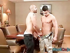 Two horny gay guys fucking and sucking part4