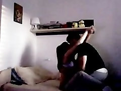 Amateur sextape with ex gf on hidden cam