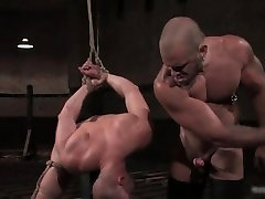 Extreme hardcore gay bondage part4