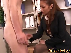 Aya is a cum loving Asian slut part3