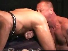 Extreme gay hardcore asshole fucking S&M part5