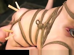 FetishNetwork Lilly Ligotage blonde bdsm slave