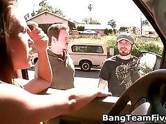 Super hardcore fuck and suck orgie part3