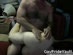 Hard gay bear fucking and sucking part1