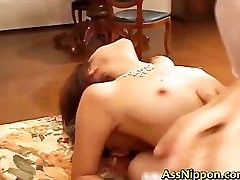 Dped and Creamed Asian Porn Clip part6