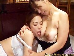 Mature nihonjin lez part2