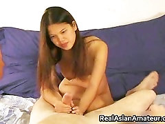 Asian whore anal fucked while riding her part4