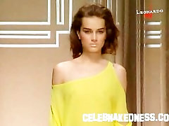 Celebnakedness models nude on the runway and seethroughs 22
