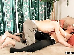 Gay fucking and ass rimming action part6
