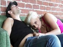 Big-tit blonde slut Phoenix Marie loves rough anal sex