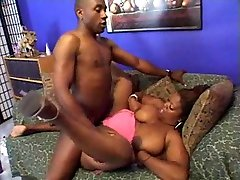 Black mature jazzy aa