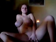 Perfect big tited girl exopsed on webcam