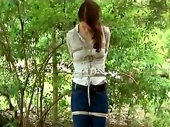 Bdsm dorm handjob outdoor video