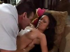 chinese woman with nice boobs fucks