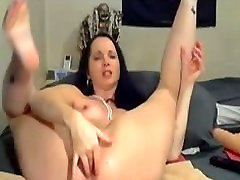 Horny Mature Fisting And Toying