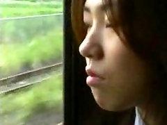Japanlez - Two Asian Women Abuses Girl