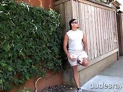 Biaggi raw fucks asian