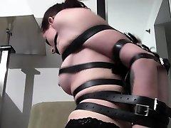 Madison Young machotube gay video 1 xxxx sex bbobs bondage slave femdom domination