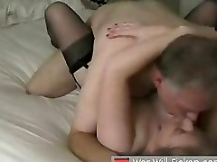 Loving german mature couple