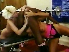 Girls on Gym - Vintage Fitness Girls