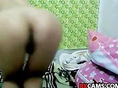 Cute Filipina Closeup of free cam girls