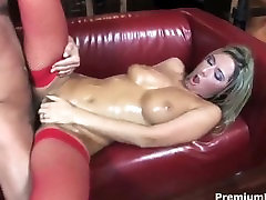 Bouncing tits 17