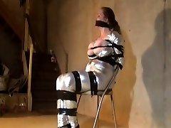 Orgasm riley ane Smg noughty nikki bondage slave femdom domination