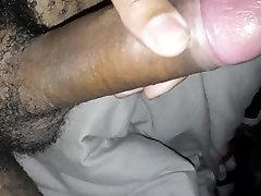 Big Black Cock Cumshot