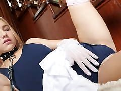 Nice cute Teen Maya at Home webcam klinka BDSM