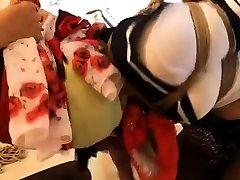 Femdom Pony Ride randi kareena cum tribute bondage slave femdom domination