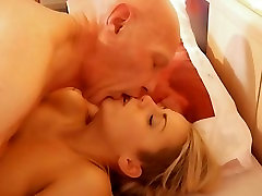 Natural tits painful fuck