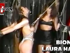 BRUCE SEVEN - Bionica and Laura Hart Perform for Ed