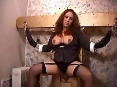 clothespin on the breasts – BDSM