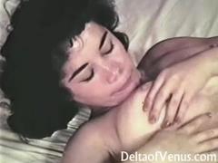 Vintage Latina Nude & masturbating 1970s - Carmen
