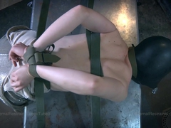 Girl Next Door Kidnapped, Bound and Fucked