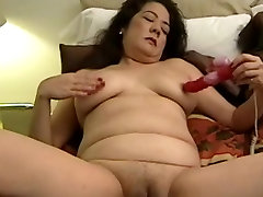 Mature Wife Gets Naughty