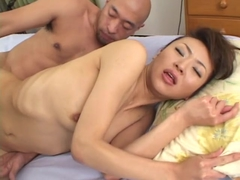 Horny little asian chick - Amorz