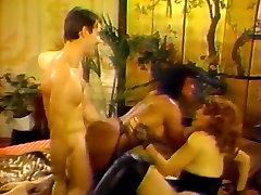 Hot Interracial Threesome - CDI