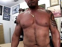Gay porn hunk men Snitches get Anal Banged!