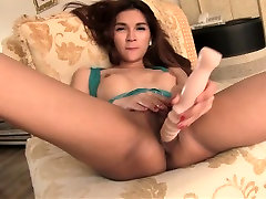 Perfect Ladyboy Minow Hard Sex Toy