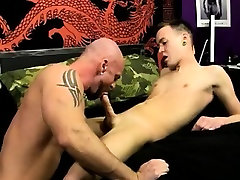 Ass close up of black gay twink Mitch Vaughns Rent-a-Twink