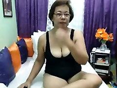hot woman X granny Oriental